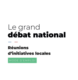 réunions d'initiatives locales - mode d'emploi